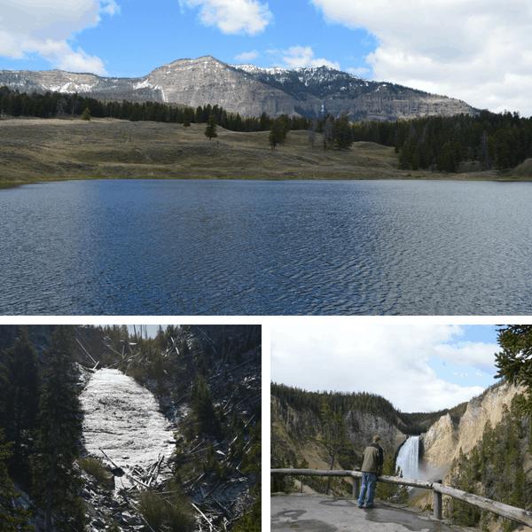 Yellowstone Favorites   Short Hikes