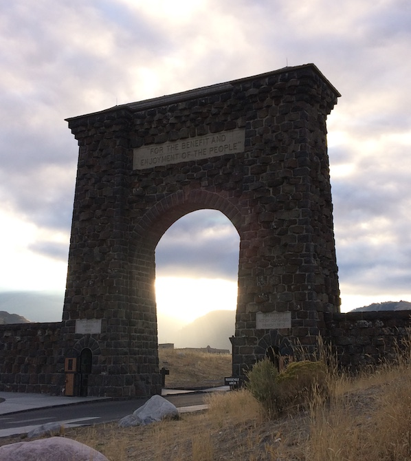 Yellowstone: Five Entrances