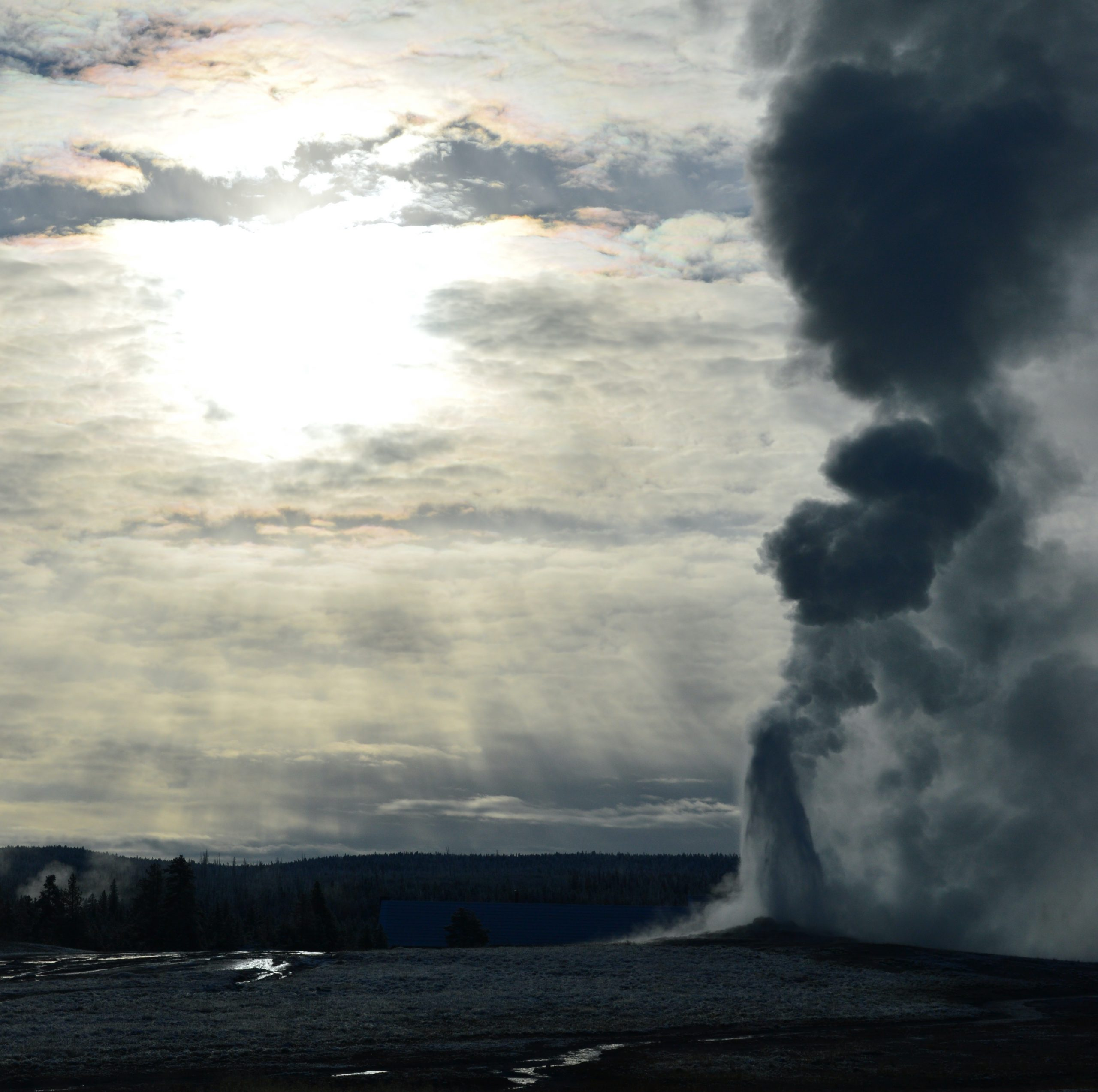 Your Yellowstone Guide: Old Faithful